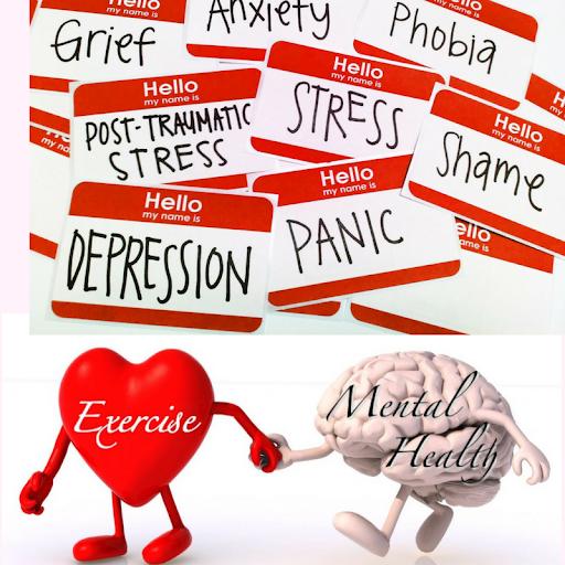 سلامت روان و ورزش