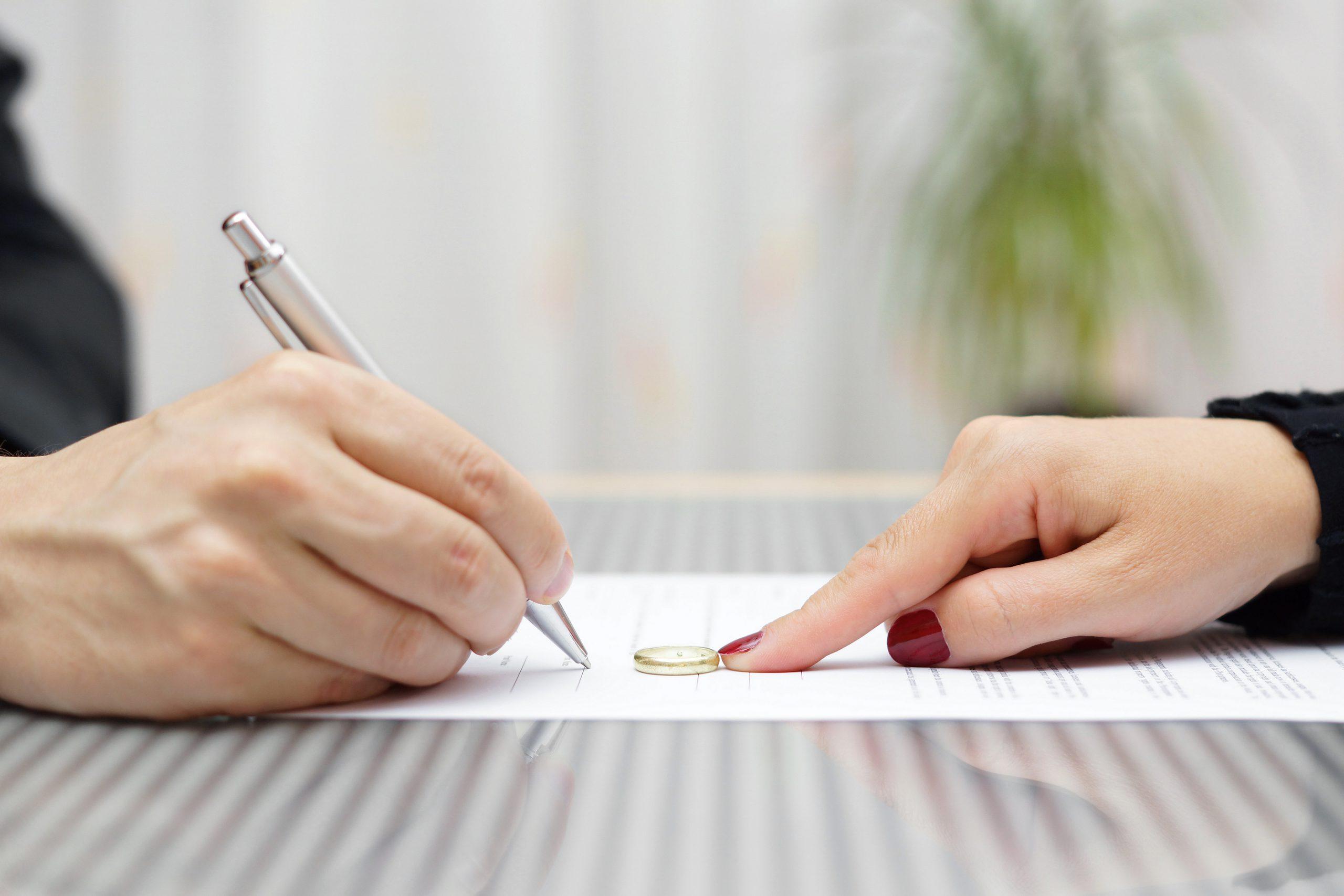 مشاوره طلاق و پایان رابطه